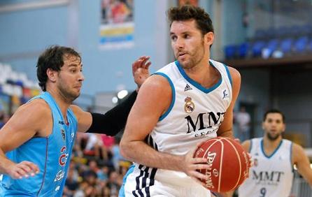 Real Madrid Baloncesto Basketball Tickets