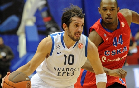 Anadolu Efes Basketball Tickets