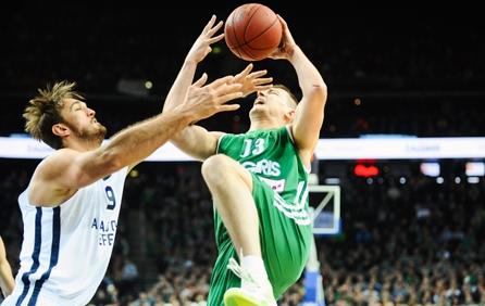 Zalgiris Kaunas Basketball Tickets