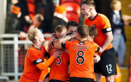 Dundee United Football Tickets