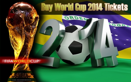 Buy World Cup 2014-Quarter Finals Tickets