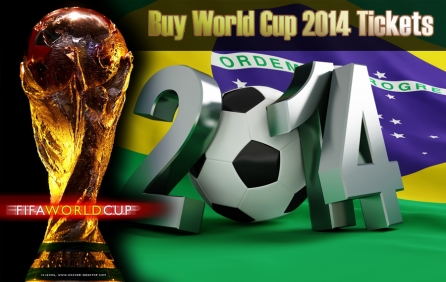 Buy World Cup 2014 - Special Packages Tickets