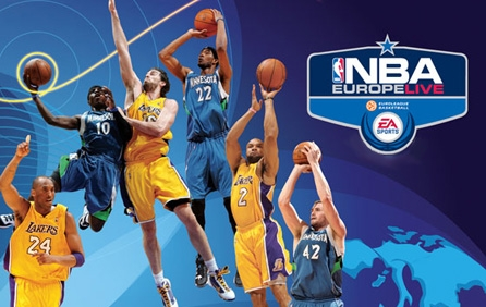 Buy NBA Europe Live Basketball Tickets