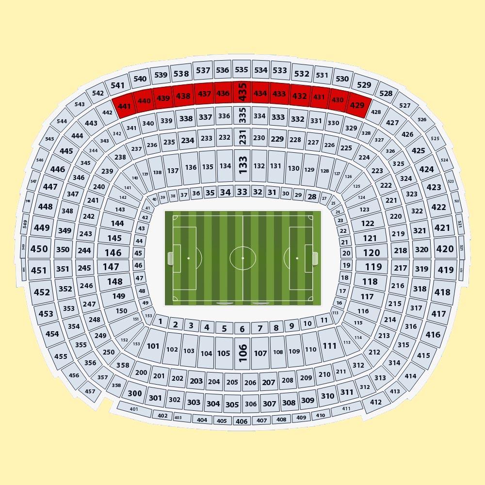 Loading seating plan...